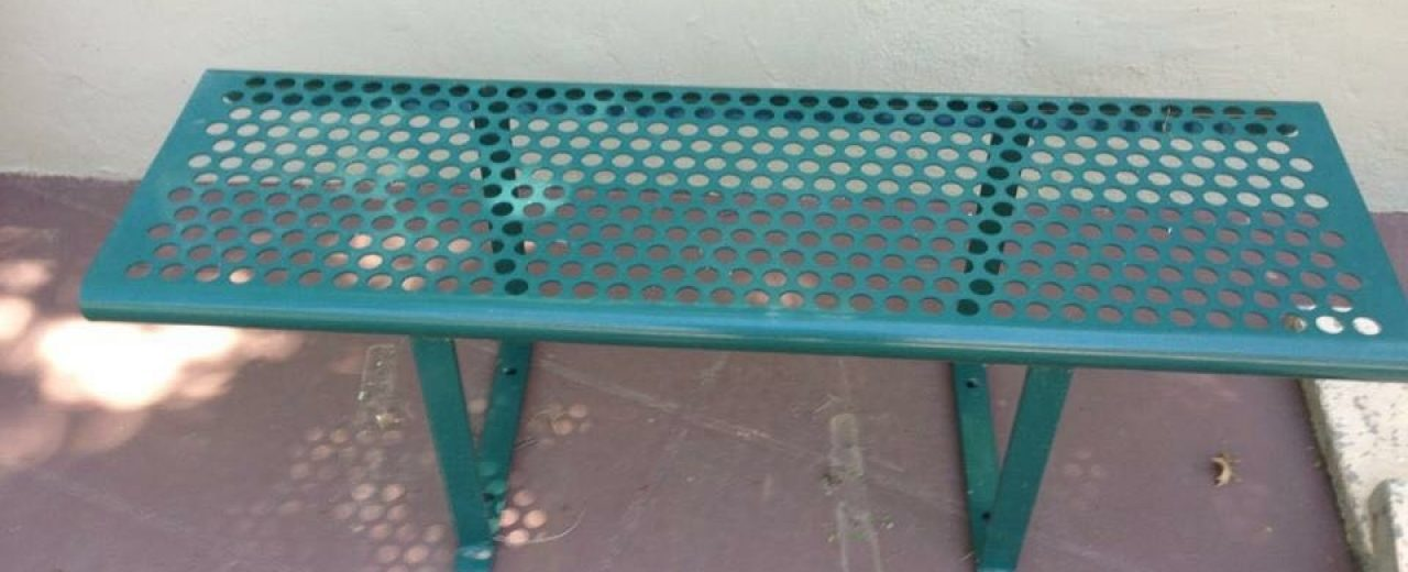 BENCH WITHOUT BACKREST
